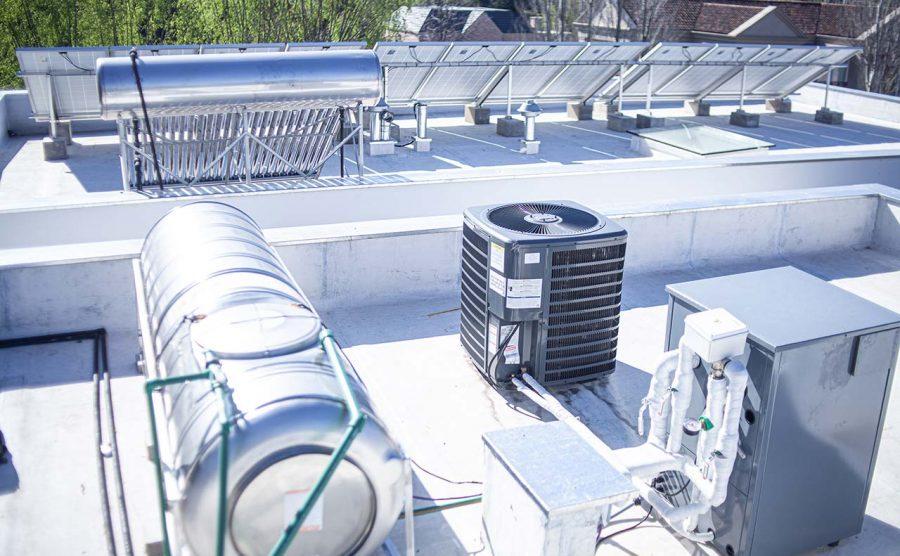San Isidro- Sistema integral de Climatización, ACS y Energía Fotovoltaica