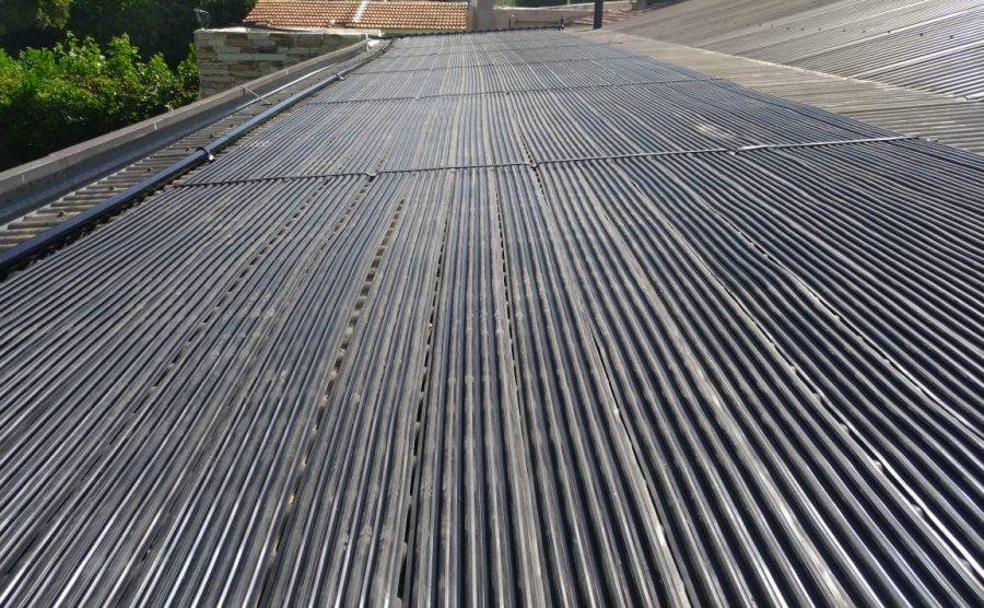 Climatización Solar – Pilar