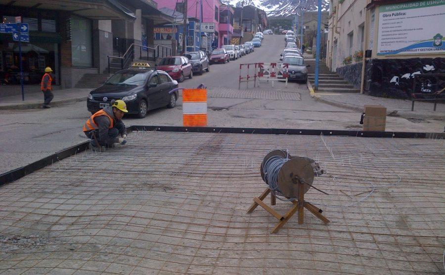 Avenida Principal – Ushuaia